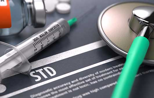 information on stds, stis